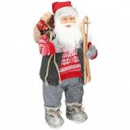 Статуэтка новогодняя «Belbohemia» Санта Клаус, 31х19х61 см.