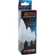 Лампочка LED С37, 7W, E14, 4000K.