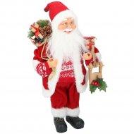 Статуэтка новогодняя «Belbohemia» Санта Клаус, 22х15х41 см.