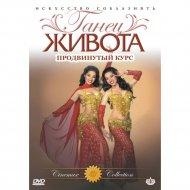 DVD-диск «Танец живота: урок №2 продвинутый курс».