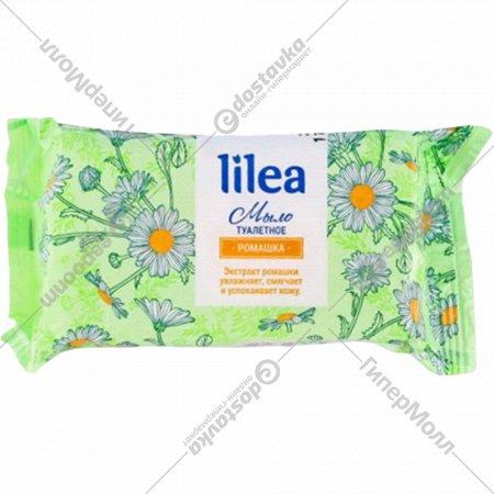Мыло туалетное «Lilea» твердое, ромашка, 140 г.