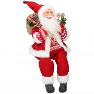 Статуэтка новогодняя «Belbohemia» Санта Клаус, 22х17х46 см.