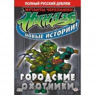 DVD-диск «Черепашки-ниндзя: Городские охотники».