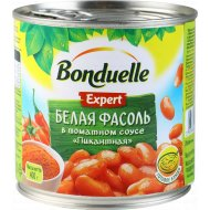 Фасоль белая «Bonduelle» в томатном соусе, 425 г.