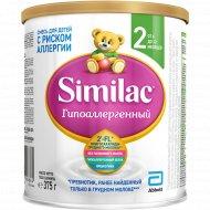 Смесь «Similac» гипоаллергенный 2, 375 г.