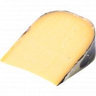 Сыр твердый «Бурштын» 45%, 1 кг., фасовка 0.15-0.25 кг