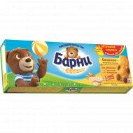Пирожное «Медвежонок Барни» с бананово-йогуртной начинкой, 150 г