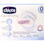 Прокладки для груди «Chicco» антибактериальные, 30 шт.