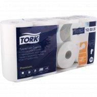 Бумага туалетная «Tork» 2 слоя, 8 рулонов