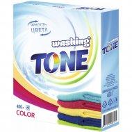 Стиральный порошок «Washing Tone» Color, Автомат, 0.4 кг