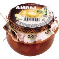 Варенье «Eco Food» из айвы, 450 г.