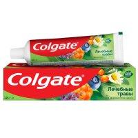 """Зубная паста """"COLGATE"""" (лечебные травы) 100мл"""