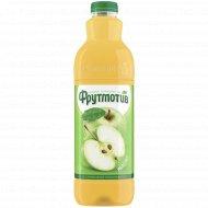 Напиток негазированный «Фрутмотив» яблоко, 1.5 л.