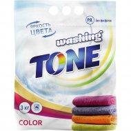 Средство моющее «W-Tone» колор, автомат, 3 кг.