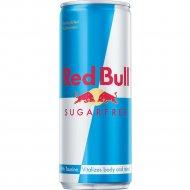 Напиток «Red Bull» Sugar Free, энергетический, 0,25 л.