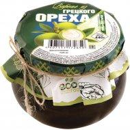 Варенье «Eco Food» из грецкого ореха, 440 г.