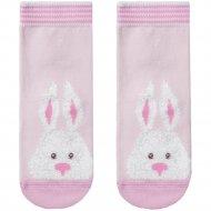 Носки детские «Tip-Tot» светло-розовые, размер 16.