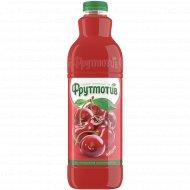 Напиток негазированный «Фрутмотив» вишня, 1.5 л.
