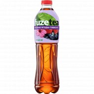 Чай черный «Fuzetea» со вкусом лесные ягоды-гибискус, 1.5 л.