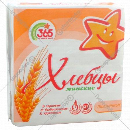 Хлебцы «Минские» пшеничные, 90 г.