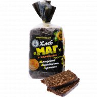 Хлеб «Маг» с семечками, нарезанный, 350 г.