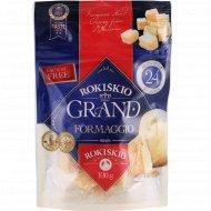 Сыр твердый «Рокишкио Grand» 37%, 100 г