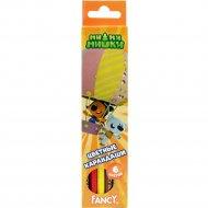 Набор карандашей цветных «Fancy» 6 цветов.