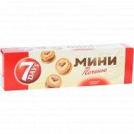 Печенье мини «7 Days» с кремом какао, 100 г.