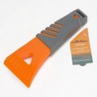 Скребок с резиновой рукояткой, АВ-Р-03, 18 см.