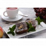 Пирожное «Тарталетка шоколадная с орехами» замороженное, 1/72.