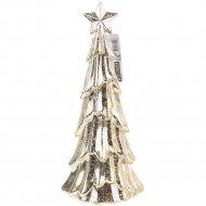 Статуэтка новогодняя «Belbohemia» Ёлка, светящаяся, 35 см.