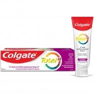 Зубная паста «Colgate» total 12 pro, здоровье десен, 75 мл.