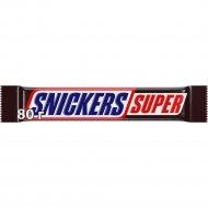Шоколадный батончик «Snickers Super» 80 г