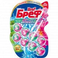 Чистящее средство для унитаза «Bref» Perfume switch, 2x50 г.