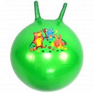Мяч с рогами гимнастический.