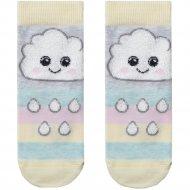 Носки детские «Tip-Tot» светло-серые, размер 22.