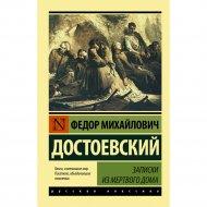 Книга «Записки из Мертвого дома».