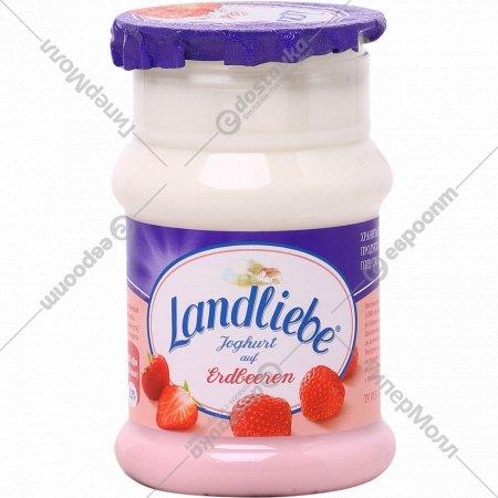 Йогурт «Landliebe» клубника, 3.2%, 130 г.