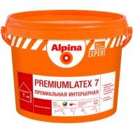 Краска «Alpina» Expert Premiumlatex 7, база 3, 2.35 л