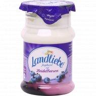 Йогурт «Landliebe» черника, 3.2%, 130 г.