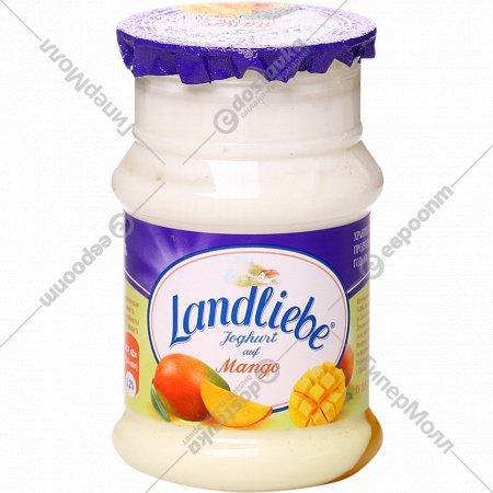Йогурт «Landliebe» манго, 3.2%, 130 г.