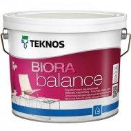 Краска «Teknos» Biora Balance, Base 3, 9 л
