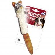 Игрушка для собак «GiGwi» белка с пищалкой, 45 см.