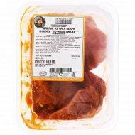 Шашлык из мяса бедра индейки «По-изобелински» охлажденный, 1 кг