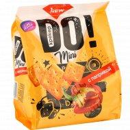 Крекер «Do! Mini» с паприкой, 130 г.