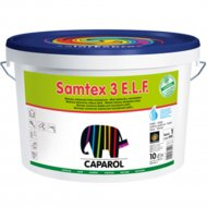 Краска «Caparol» Samtex 3 ELF B1, 5 л