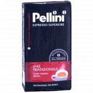 Кофе «Pellini Espresso Superiore n°42 Tradizionale» молотый 250 г.