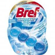 Гель чистящий для унитаза «Bref» Brilliante, Арктическая волна, 42 г