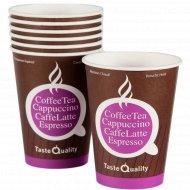 Стакан «Taste Quality» бумажный, HB90-430-0058, 300 мл, 50 штук.