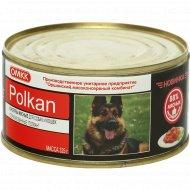 Консервы «Полкан» мясные для собак и кошек стерилизованные, 325 г.